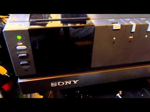 Sony SL-C7 UB Betamax PAL Video Recorder Now sold via eBay