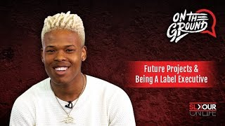 Nasty C Discusses Future Projects, Personal Freedoms, & Being A Label Executive
