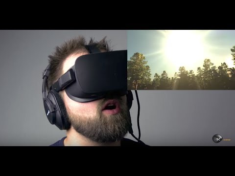 VR: Turps Experiences An Asteroid Strike!   Asteroid Day 2017