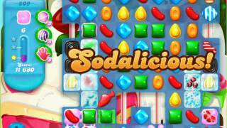 Candy Crush Soda Saga Livello 809 Level 809
