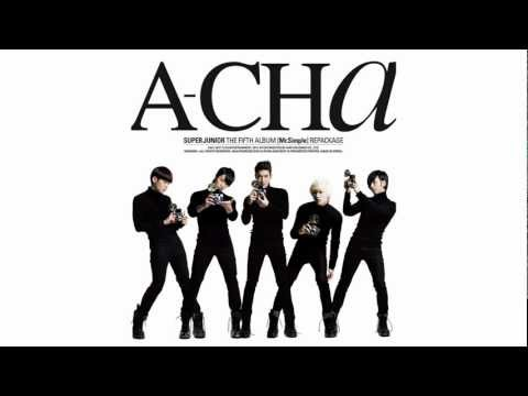 [HQ]Super Junior - A-CHA