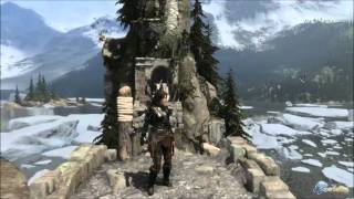 Rise Of The Tomb Raider : Défi du Grand Plongeon