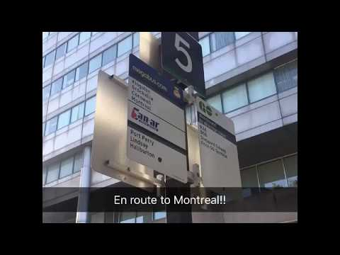 Maritime Trip 2017, East Coast Canada