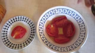 Мороженные помидоры - стоит или не стоит делать?