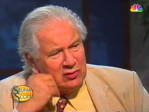 "Sir Peter Ustinov interview ""Selina Scott Show"" 1995"