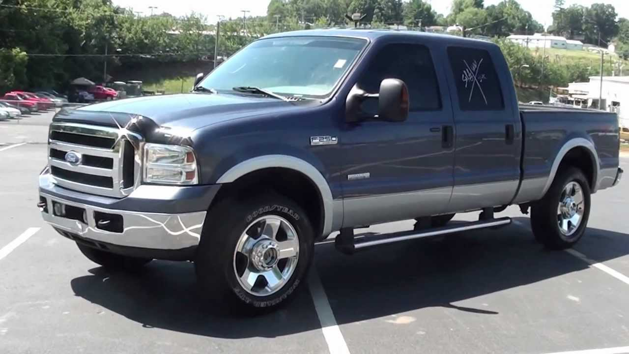 For sale 2006 ford f 250 fx4 off road stk p6283 www lcford com