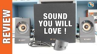 Logitech z533 Multimedia Speaker System Review #Logitech