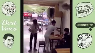 Chinese funny videos   Prank chinese 2016 @5_HIGH.mp4