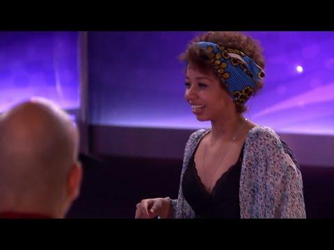 Sarine Anosike - Stand by me av Be E King (hela audition) - Idol Sverige (TV4)