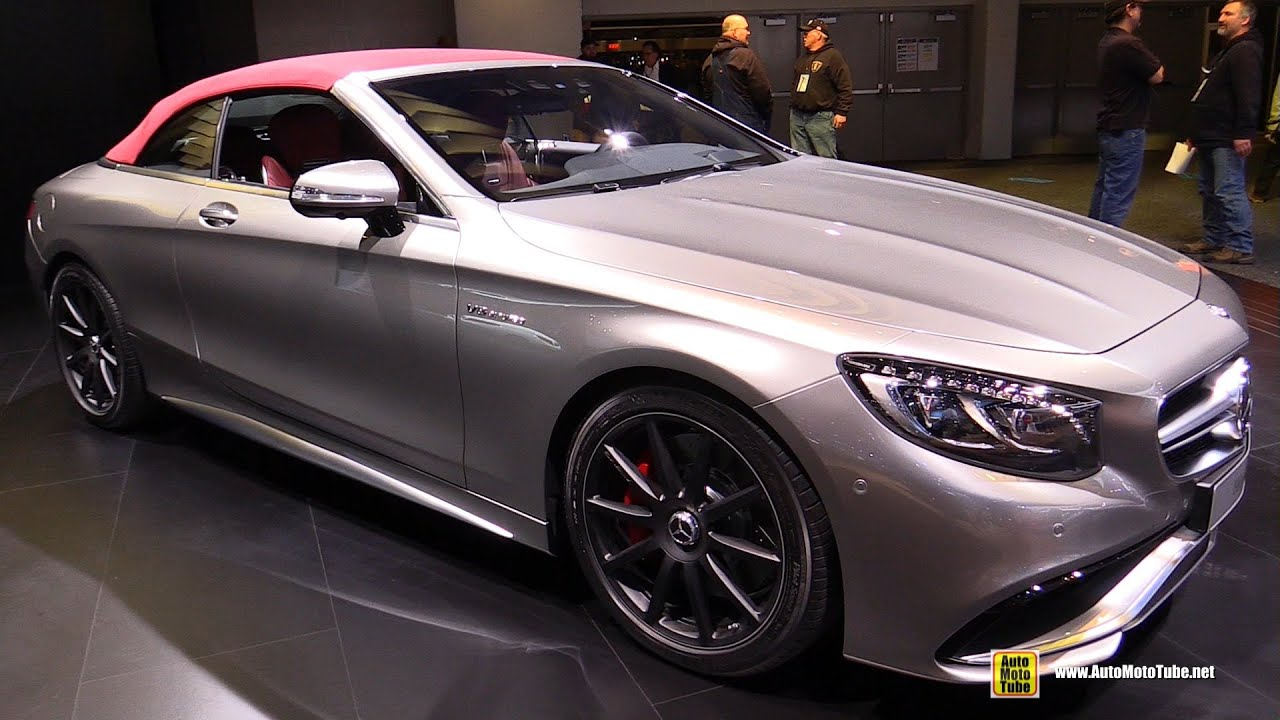 2016 Mercedes S63 AMG Edition 130 Cabrio - Exterior and Interior ...