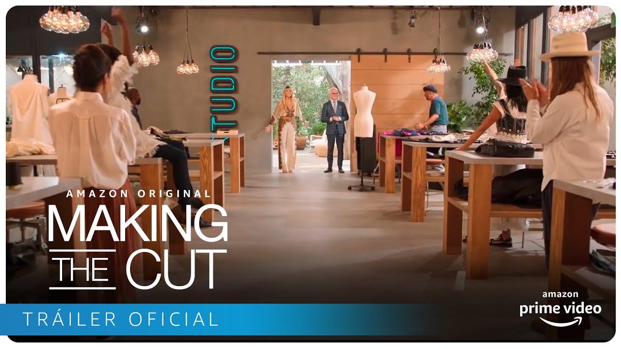 Making the Cut, temporada 2 - Tráiler oficial I Amazon Prime Video