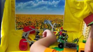 ИКаРенок: Техника в сельском хозяйстве