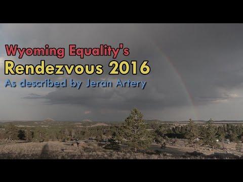 Rendezvous 2016 - Board Chair Jeran Artery
