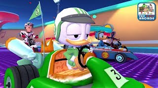 Disney All-Star Racers - Lazy Louie Wins In His Own Lackadaisical Way (Disney Games)