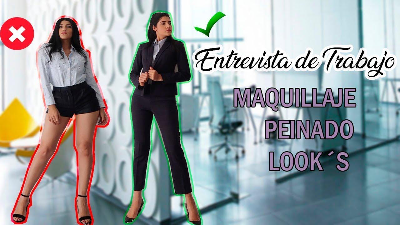 Como Vestir Para Una Entrevista De Trabajo Y Errores Comunes Andreaalvarezmp