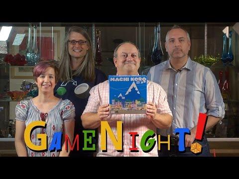 Machi Koro - GameNight! Se2 Ep23