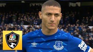 Richarlison gets Everton an early lead v. Chelsea | Premier League | NBC Sports