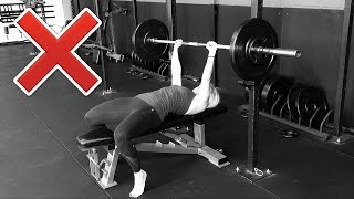 Can You Spot The Bench Press Mistake?
