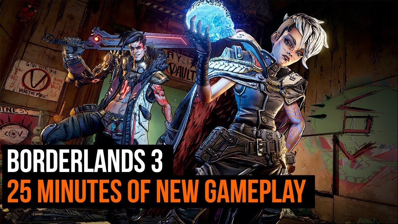 Everything you need to know about Borderlands 3: Release