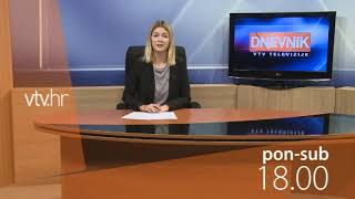 VTV DNevnik najava 29. lipnja 2019.