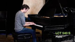 LCT 540 S // LEWITT Sound Sample // Piano