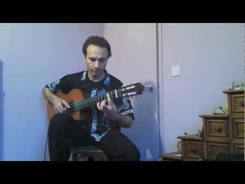 James Bond theme - John Barry & Monty Norman (guitar cover)