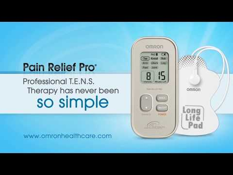 Omron ElectroTherapy Pain Relief Pro (PM3031)