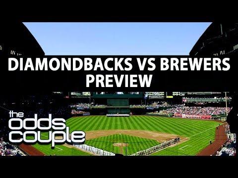 MLB Picks   Arizona Diamondbacks vs. Milwaukee Brewers   Thursday, May 25th
