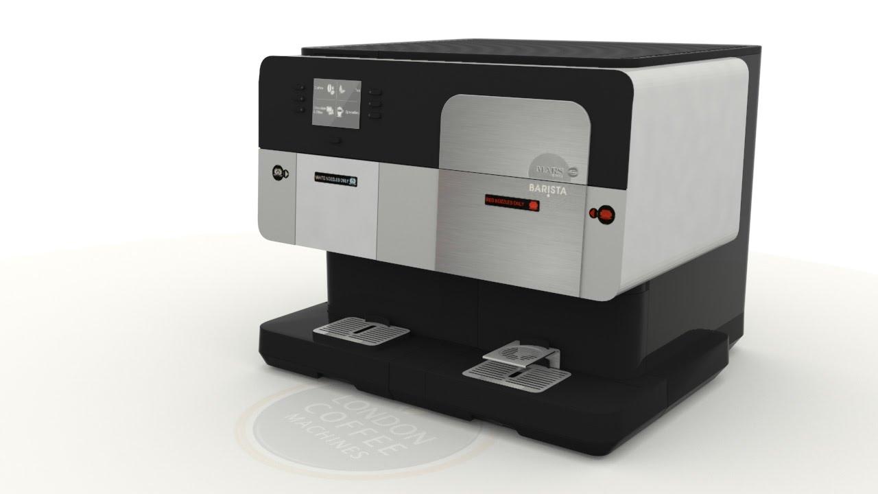 Flavia Barista Coffee Machine Cleaning Guide