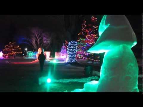 Ice On Whyte & AlbertaHeilongjiang Winter Festivals 2012