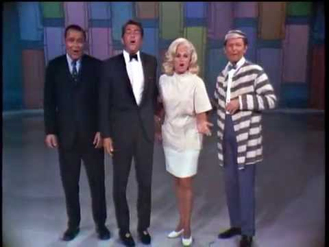 Dean Martin, Donald O'Connor, Jonathan Winters & Nancy Ames - To the Movies We Go