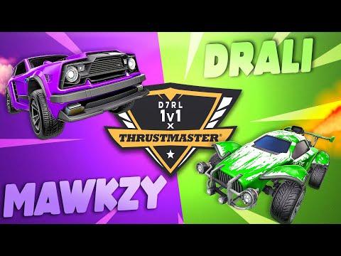 MAWKZY vs DRALI - Showmatch 1v1 THRUSTMASTER