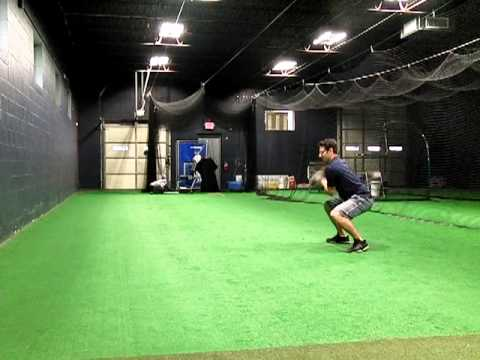 Baseball Softball Infield Training