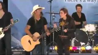 Miley Cyrus and Bret Michaels-Every Rose Has Its Thorn
