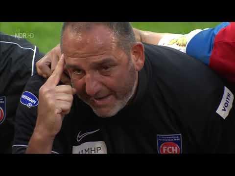Hansa Rostock Heidenheim 1.FC Goals And Highlights