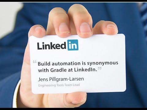5 years of Gradle at LinkedIn