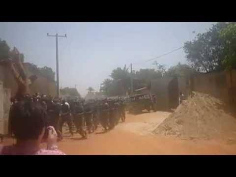Gambian Military Training School