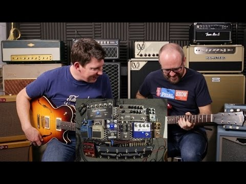 That Pedal Show – Are You Dumble? Seven of the best D-style pedals. And a Boss BD-2…