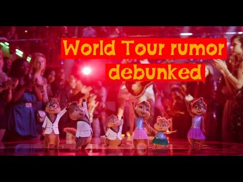 Debunking The Alvin And The Chipmunks 5: World Tour Rumor