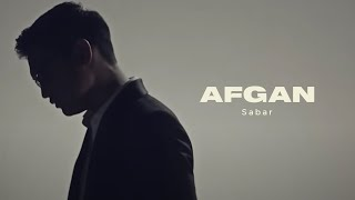 Afgan Sabar  Official Video Clip