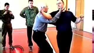 Фильм 3 Русский Рукопашный бой  Удары  Защита от ударов