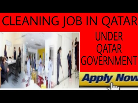 Job in Qatar | under Qatar government | Qatar employment visa | job in Qatar for Indian