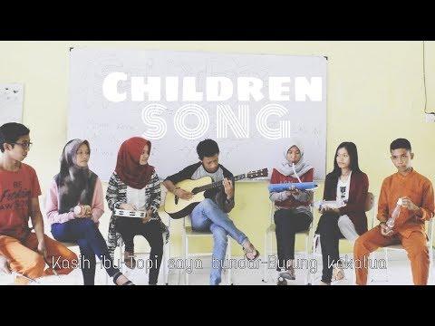 Kasih ibu Song [Perkusi Cover]