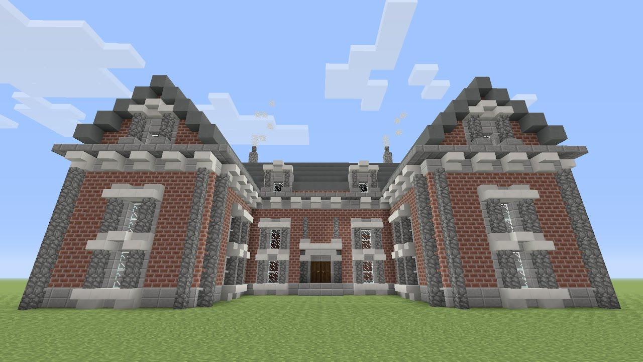 minecraft een groot huis bouwen 27 youtube