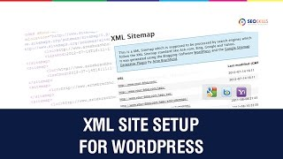 13.xml Sitemap Setup For Wordpress Blog