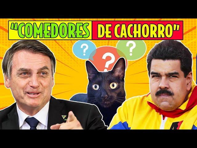 Venezuelanos comem cachorro e os piores vídeos da semana | Galãs Feios