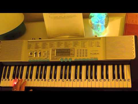 How to Play ~ Like A g6 ~  Far East Movement ~ LetterNotePlayer ©