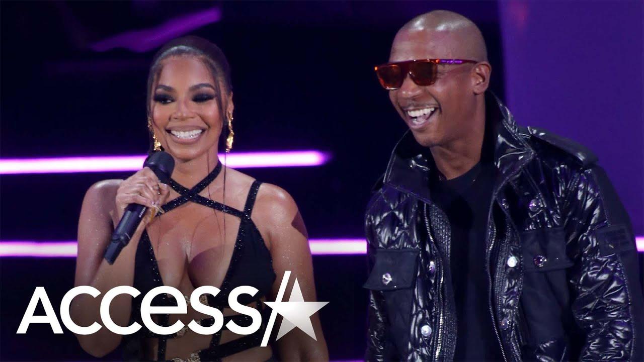 Ashanti And Ja Rule Reunite At 2021 MTV VMAs To Present Best Collaboration