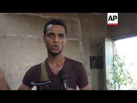 Fighting in Taiz in intensified Yemen civil war