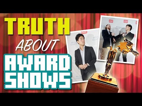 Rant on Award Shows!